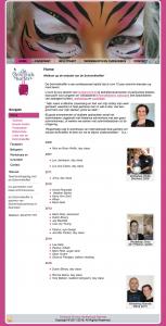 website ontwerp wwxl de schminkkoffer