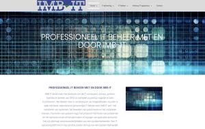 IMB-it website bouw_IT beheer_optimaliseren