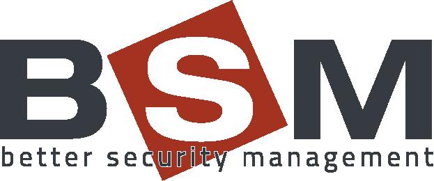 BSM Better Security Management